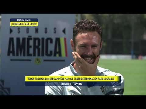 Miguel Layún y Moisés Muñoz campeones   Entrevista   Somos América TV   Club América Coapa