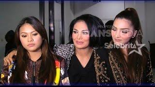 Download lagu SELEBRITA PAGI - Pertemuan Aurel dan Krisdayanti  Pasca Berseteru