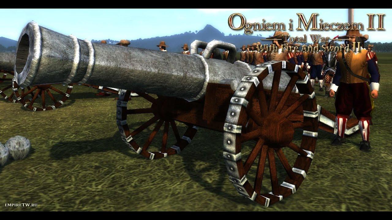 Total war огнём и мечом 2 скачать торрент
