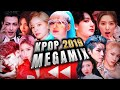 أغنية Best of KPOP 2019 'Tha Ultimate MEGAMIX' Mashup with memes + 74 songs   Year End