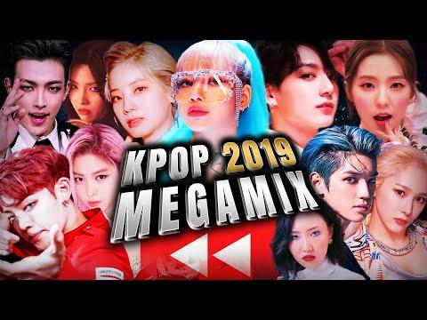 'tha K-pop 2019' Megamix Mashup Of 74 Songs  Year End