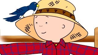 NEW Funny Animated cartoons Kid | Caillou Rides The School Bus | WATCH ONLINE | Cartoon for Children