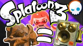 Splatoon 3 Prediction and Plot! | Gnoggin