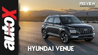 Everything you need to know about India's 1st connected car | Hyundai Venue | autoX