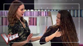 Lorena Fernández recibe una sorpresa en Espejo Publico | Momentazos | La Voz Antena 3 2019