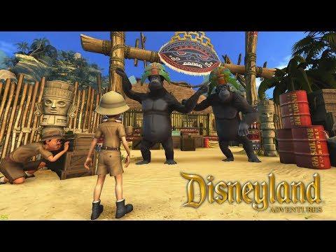 Jungle Cruise - Jeux Vidéo de Dessin Animé en Français - Disneyland Adventures #7