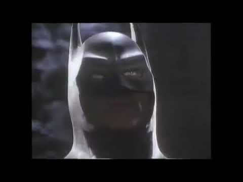Batman: The Video Game - NES Commercial