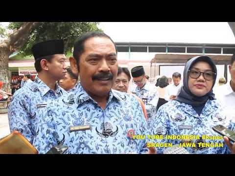SRAGEN- Wali Kota Solo FX Hadi Rudyatmo Kunjungi Tes CPNS Di Gor Diponegoro Mp3