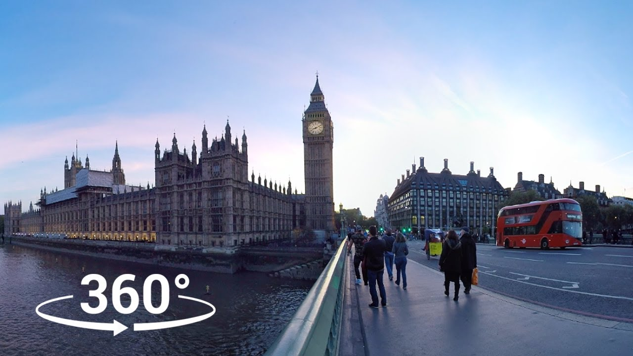 London 360° Experience | Escape Now