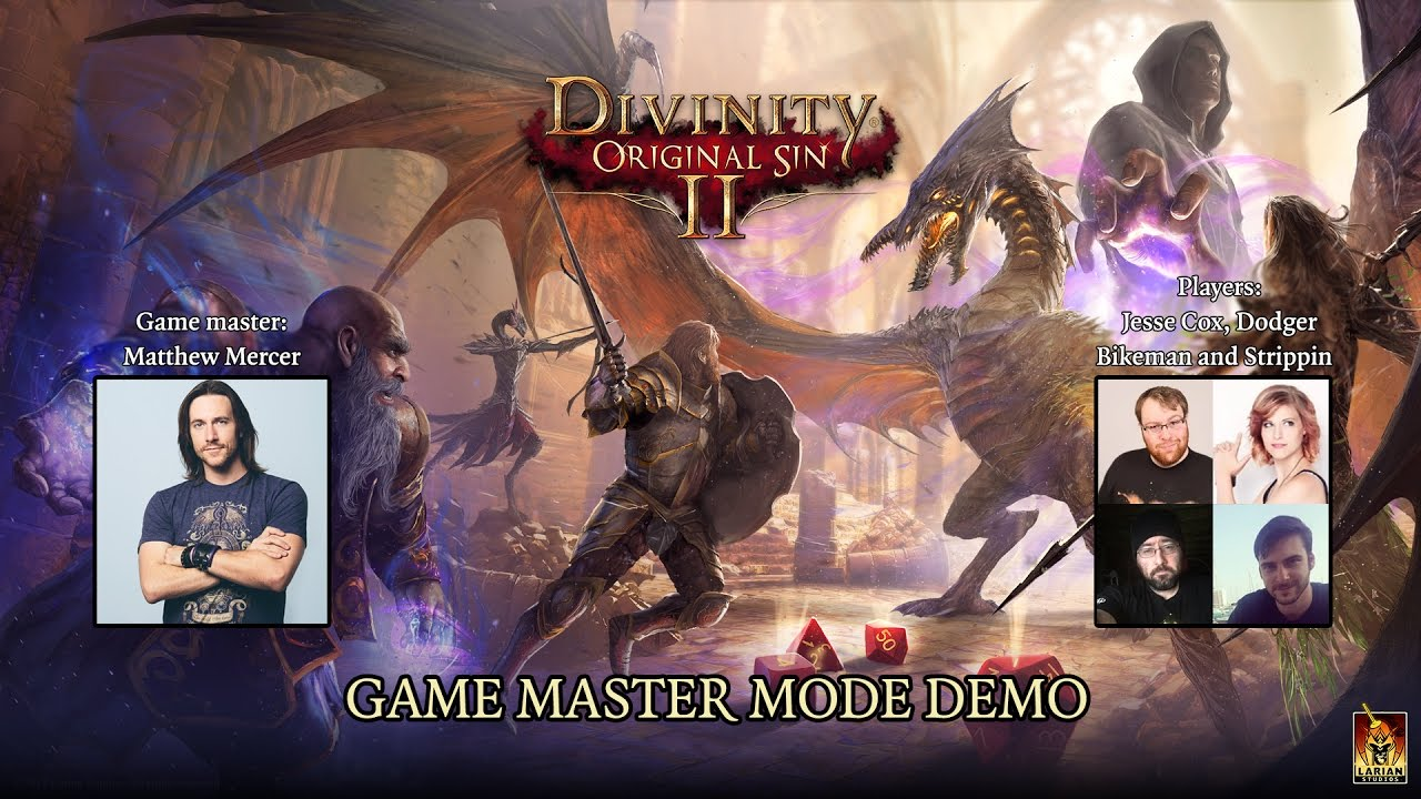Divinity Original Sin II's GM Mode Makes D&D More Accessible