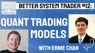 012 Ernest Chan on quantitative trading, drawdown, automated trading and competing with big firms