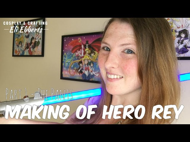 ☆[Build Log] Hero Rey Part 1 - The Pants☆