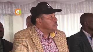 Waititu-Nyoro tiff plays out before DP Ruto