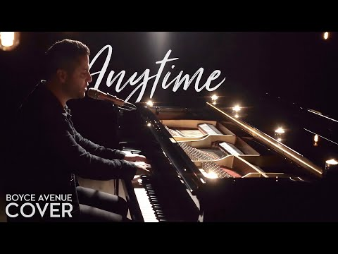 Music video Boyce Avenue - Anytime