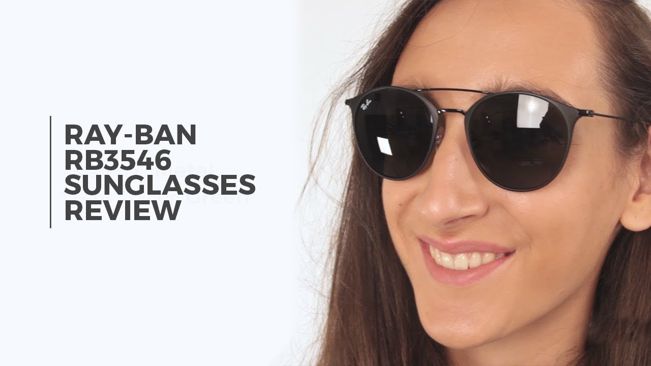 Ray Ban RB3546 Sunglasses Review  27bc2005e40