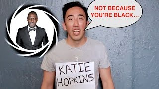 Why James Bond CAN'T Be Black (according to Katie Hopkins)