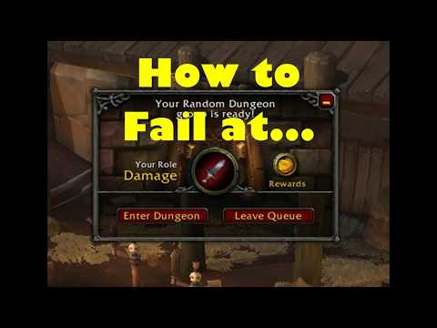 How to Fail at...Melee DPS