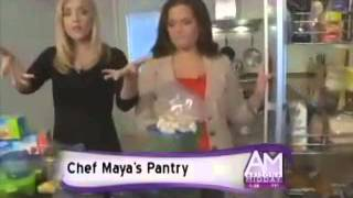 Repeat youtube video Registered Dietitian Maya Nahra's Pantry and Cook Day