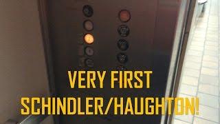 schindler haughton hydraulic elevator new york lga airport terminal d