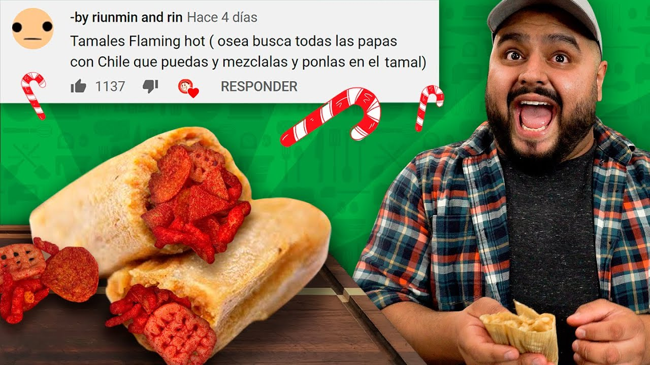 5 TAMALES LOCOS #3 | EL GUZII