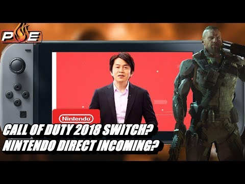 Nintendo Direct THIS THURSDAY?! Another Source Points to Call of Duty Switch! | NewsEssence