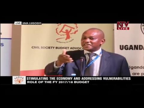LIVE: CIVIL SOCIETY 2017/18 BUDGET DIGEST