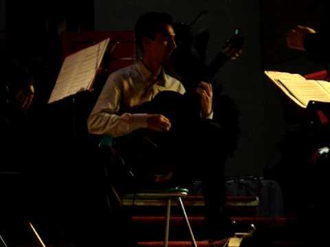 Concierto en Re mayor de Guitarra - Antonio Vivaldi 2nd mov. - Mauricio Serrano