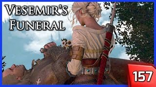 The Witcher 3 ► Vesemir's Funeral #157