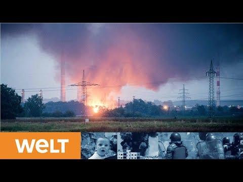 Raffinerie Ingolstadt Explosion
