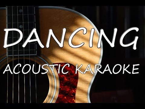 Kylie Minogue - Dancing (Acoustic Guitar Karaoke)