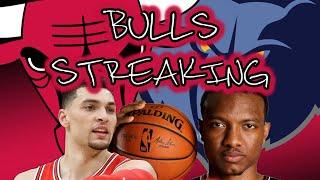 Bulls Streaking | Memphis Grizzlies - Chicago Bulls Post Game Show