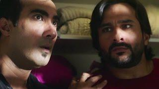 Saif Ali Khan & Ranvir Shorey try to break in