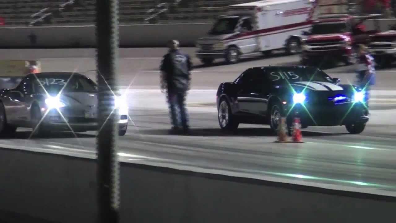 Trailer 2011 friday night drag racing at texas motor for Texas motor speedway drag racing