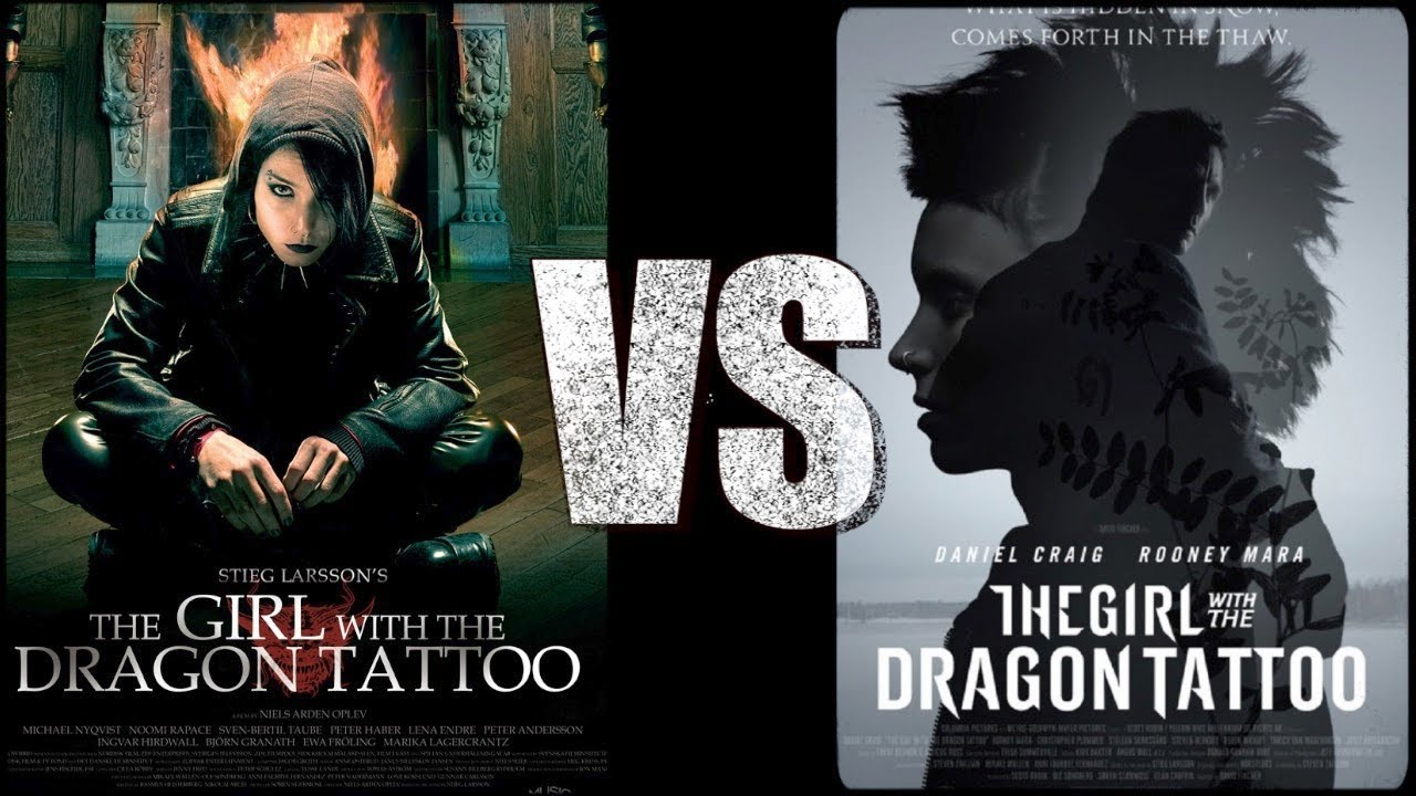 Download The Girl with the Dragon Tattoo: Why Fincher's version is better