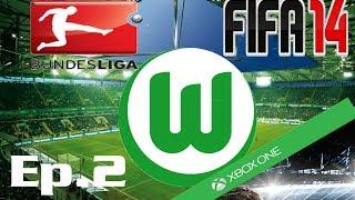 [XBOX One] FIFA 14 Trainer Karriere #2 [HD+] - Die Probe [Bundesliga]
