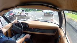 Test Drive 1976 Porsche 912E