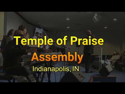 Temple of Praise Assembly Choir Singing 'He Reigns!'