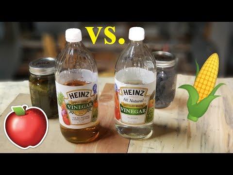 Best Vinegar and Steel Wool Combo?