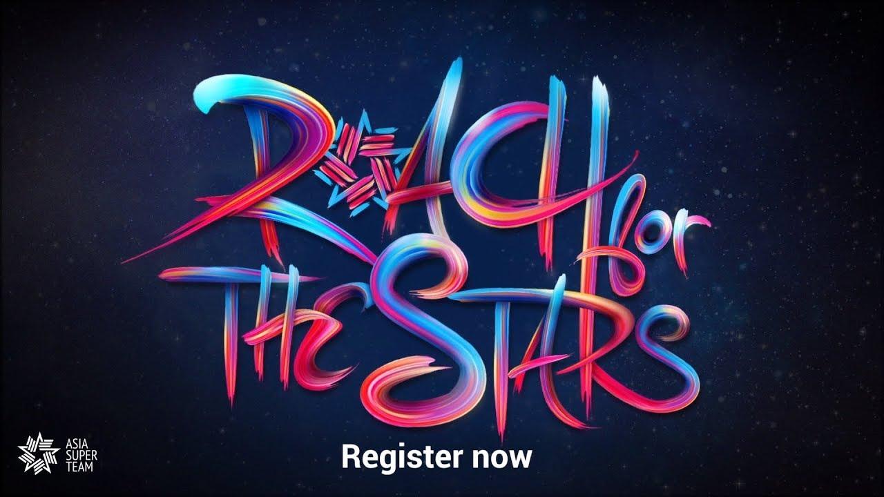 2020 Asia Super Team:Reach for the stars
