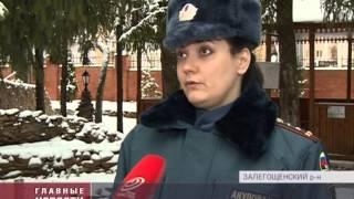 В пожаре в Орловской области погибли трое детей
