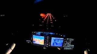 Intro. Touch and Go landing. UWKD Kazan(Летная практика в Ульяновском Высшем Авиационном Училище Гражданской Авиации на выпускном самолете Diamond..., 2013-12-08T12:35:07.000Z)