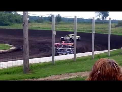 06/27/2014 Heat Race Chateau Raceway
