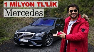 Mercedes S400d 4MATIC Test Sürüşü