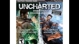 Uncharted Dual Pack PS3 Review
