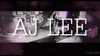 AJ Lee Tribute • #ThankYouAJ • 1,000 Subscribers Special