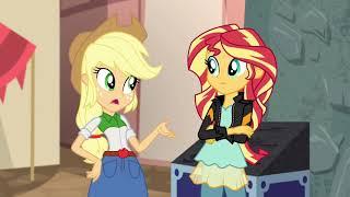 Equestria Girls Specials E02- Kouzlo Filmu 3x5