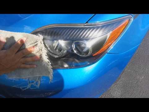 Foggy Headlight Restoration Trick | Doovi