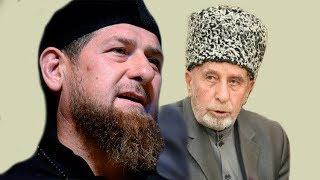 Кадыров приехал в Ингушетию к Нальгиеву Мухажиру в СУРХАХИ 2018