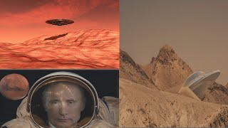 Russian Government TERRIFIED Of Mars? & UFO Experts Can't Explain These Sightings 4/22/2018