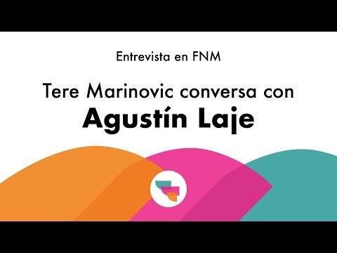 Entrevista a Agustín Laje por Teresa Marinovic
